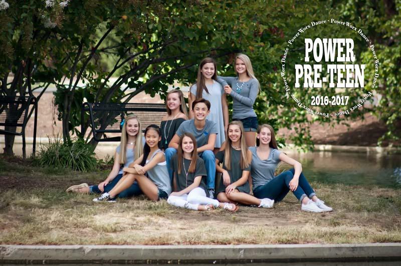 Power Pre Teen_w Name